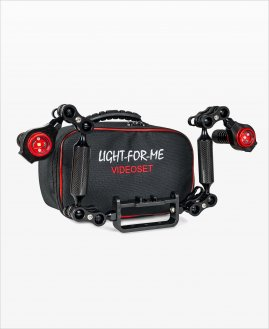 SPECIAL OFFER! GoPro Set 2400 + Bag